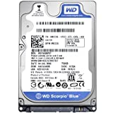 Item 4313: Western Digital Scorpio Blue 750 GB WD7500BPVT
