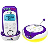 BT 350 Digital Baby Monitor Lightshow