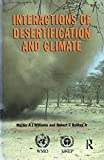 img - for Interactions of Desertification & Climate by Martin A. J. Williams (1995-10-03) book / textbook / text book