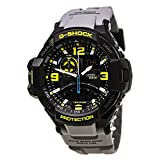 Luxe Montre Casio G-Shock GA-1000-8A Série Hommes Aviation - Gris / One Size