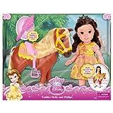 Disney Toddler Princess Belle and Horse