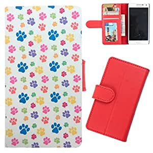 DooDa - For Samsung Galaxy S3 Mini PU Leather Designer Fashionable Fancy Wallet Flip Case Cover Pouch With Card, ID & Cash Slots And Smooth Inner Velvet With Strong Magnetic Lock