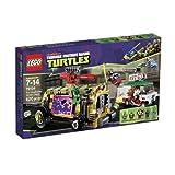 LEGO Teenage Mutant Ninja Turtles - The Shellraiser Street Chase