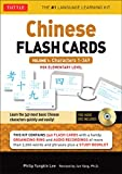 img - for Chinese Flash Cards Kit Volume 1: HSK Levels 1 & 2 Elementary Level: Characters 1-349 (Audio Disc Included) book / textbook / text book