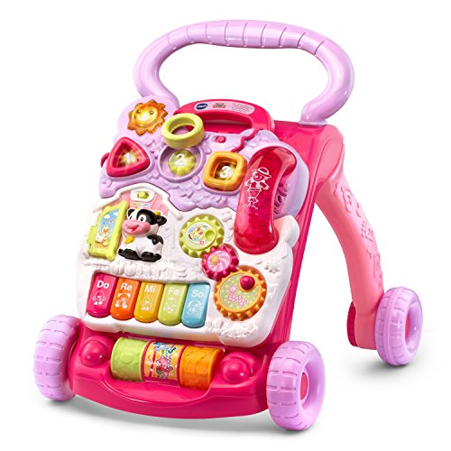 Best Prices! VTech Sit-to-Stand Learning Walker - Pink