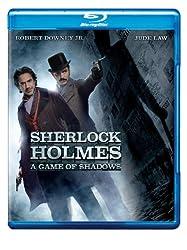 Sherlock Holmes: A Game of Shadows (Bilingue) [Blu-ray]
