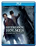 Sherlock Holmes: A Game of Shadows [Blu-ray] (Bilingual)