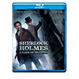 Sherlock Holmes: A Game of Shadows [Blu-ray + Ultraviolet Digital copy] ~ Robert Downey Jr.