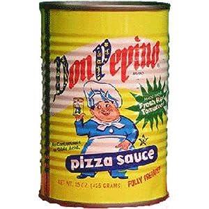 Don Pepino Pizza Sauce - 24 Pack