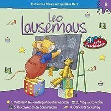 Der erste Schultag (Leo Lausemaus 8) Hörspiel von Maren Hargesheimer Gesprochen von: Luisa Wietzorek, Cathlen Gawlich, Frank Arnold