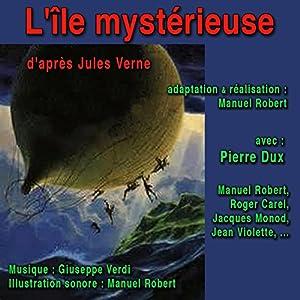 L'île mystérieuse Performance