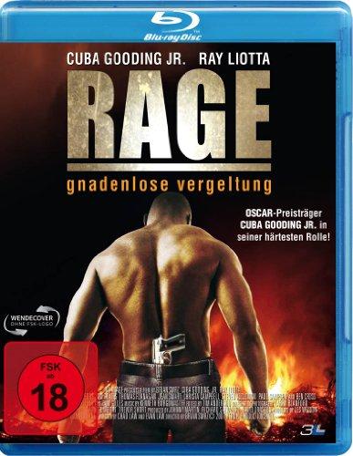 Rage - Gnadenlose Vergeltung [Blu-ray]
