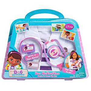 Doc McStuffins Doctor's Dress Up Set