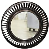 727 JT8D Engine Stator Ring Mirror - Brown