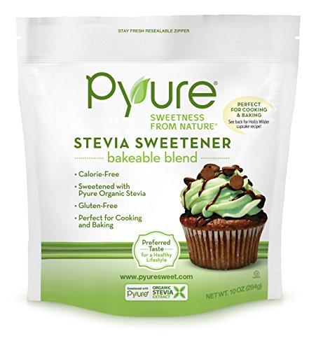 Pyure All Natural Bakeable Blend Stevia Sweetener