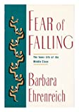 Fear of Falling (0394556925) by Barbara Ehrenreich