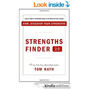 Tom rath strengthsfinder 2.0