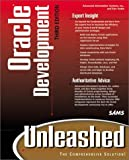 img - for Oracle Development Unleashed (3rd Edition) book / textbook / text book
