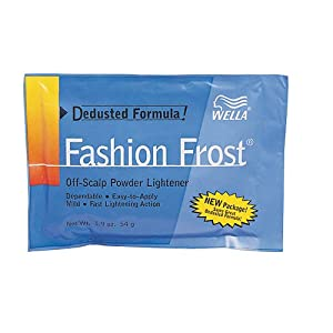 Wella Fashion Frost 1.9 oz.