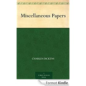 Miscellaneous Papers (English Edition)