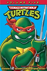 Teenage Mutant Ninja Turtles: The Original Series Volume 5 [Season 3] [DVD] [Region 1] [US Import] [NTSC]