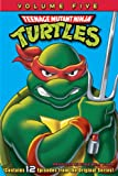 Teenage Mutant Ninja Turtles - Original Series (Volume 5)