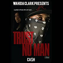 Trust No Man (       UNABRIDGED) by  Cash Narrated by Brandon Rubin