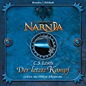 Der letzte Kampf (Chroniken von Narnia 7) Audiobook by C. S. Lewis Narrated by Philipp Schepmann