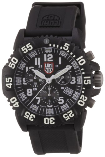 Luminox Men's Navy Seal Colormark Chronograph Watch 3081