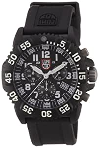Luminox Herren-Armbanduhr Navy Seal Colormark Chronograph 3081