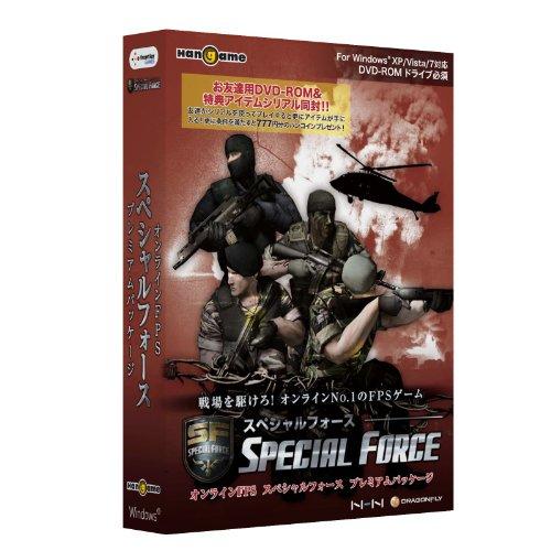 オンラインFPSスペシャルフォース プレミアムパッケージ エボリューションパック