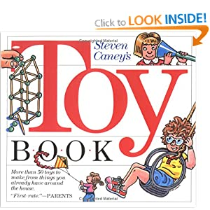 Steven Caney's Toy Book (Reissue) Steven Caney