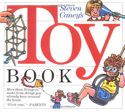 Image for Steven Caney's Toy Book (Reissue)