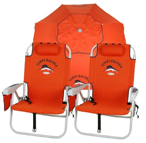 Cheap Tommy Bahama Camping Chair Package Orange Best