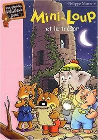 Mini-Loup et le tr�sor par Philippe Matter
