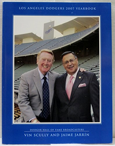 2007 Los Angeles Dodgers Yearbook