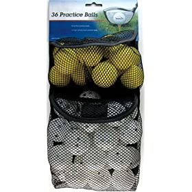 INTECH Foam Practice Balls Holes & Foam