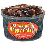 Haribo Happy Cola, 1er Pack (1 x 1.2 kg Dose)von &#34;Haribo&#34;