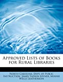 img - for Approved Lists of Books for Rural Libraries book / textbook / text book