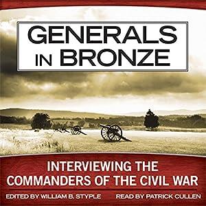 Generals in Bronze Audiobook