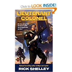 Lieutenant Colonel (Dirigent Mercenary Corps) by Rick Shelley