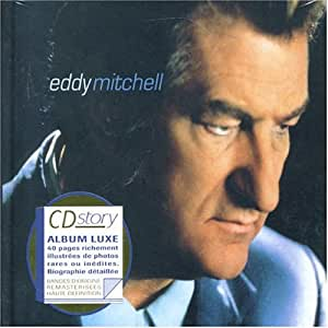CD Story : Eddy Mitchel (inclus livret)