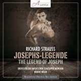 R.シュトラウス: ヨゼフ伝説(バレエ・パントマイム)op.63 (Richard Strauss : Die Josephs-Legende (The Legend of Joseph) / Robert Heger, Orchester der Bayerischen Staatsoper Munchen) [輸入盤]