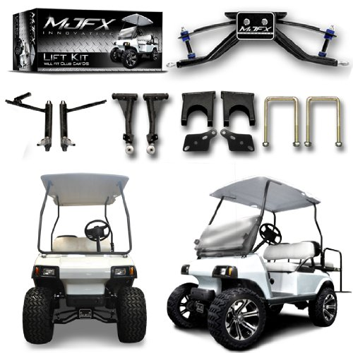 Golf Cart Lift Kit 6