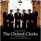"An Oxford Christmas. Weihnachten mit den Oxford Clerksvon ""The Oxford Clerks"""
