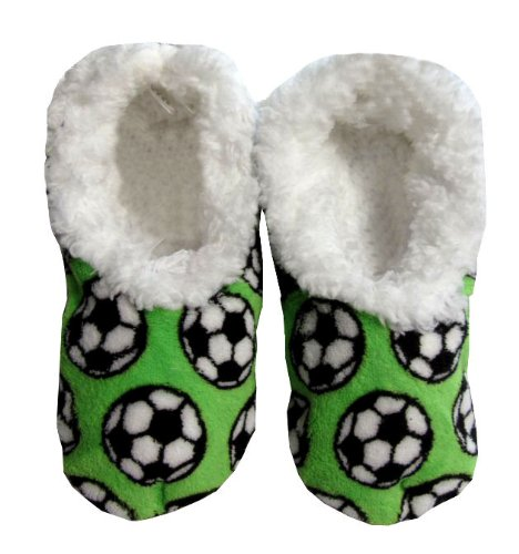 Cheap Snoozies Fleece Lined Womens Footies (B005NDZ23Y)