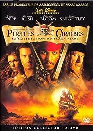 Pirates Des Caraïbes, La Malédiction Du Black Pearl - Édition Collector