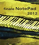 Finale NotePad 2012 Deutsch, Notensat...