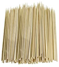 Pack of 300 Thin Bamboo Skewers for B…