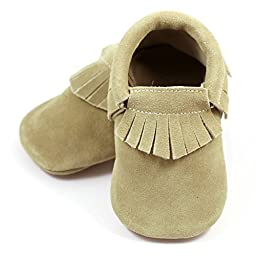 Moccasin Sand 0-6 mos